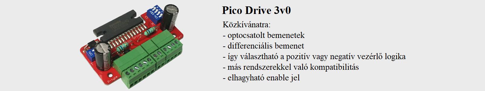Pico Drive 3.0 long 2
