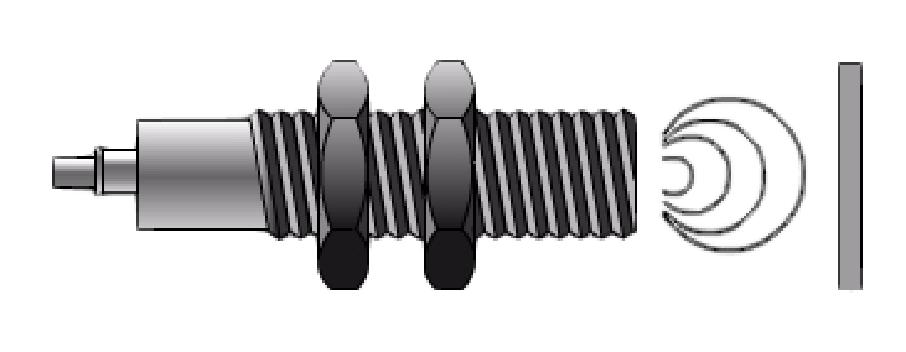 induktív szenzor működése