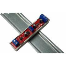 Frekvenciaváltó vezérlő áramkör (0-10V analóg jel)