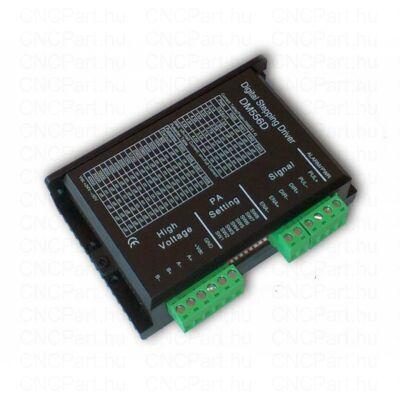 Léptetőmotor vezérlő, DM556D, 5.6A 50V