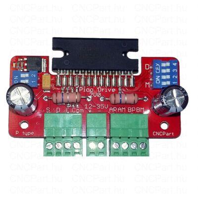 Bipoláris léptetőmotor vezérlő, Pico Drive (P-type)