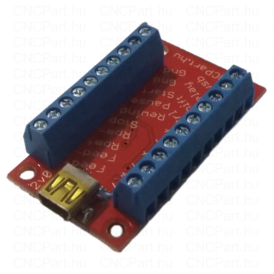 USB mini vezérlő billentyűzet