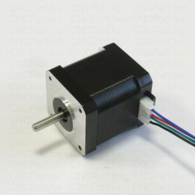 Léptetőmotor Nema17, 0.5Nm, 1.68A