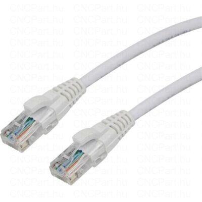 Szerelt UTP ethernet kábel