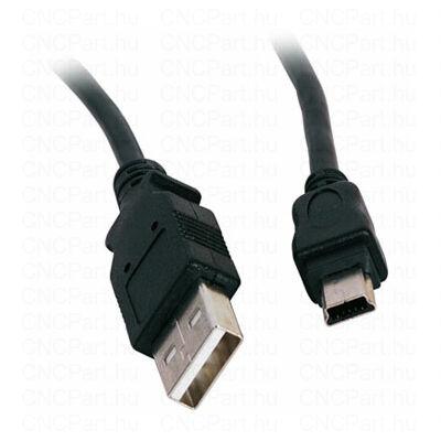 USB kábel A-Bmini 1.8m