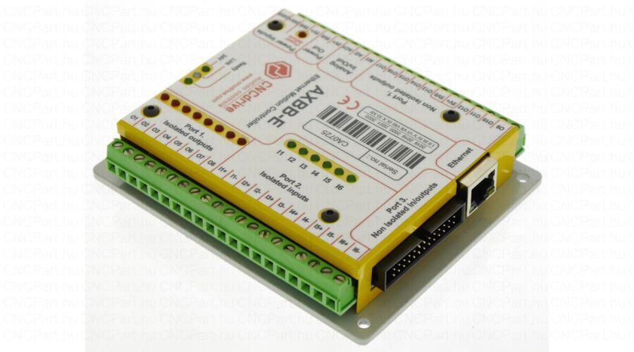 AXBB-E kombinált ethernet mozgásvezérlő és jel-elosztó (leválasztó) kártya